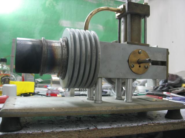 Продам двигатель стирлинга