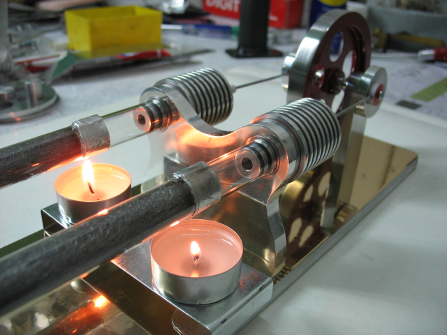 Термоакустический двигатель своими руками